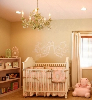 quarto bebe rosa classico