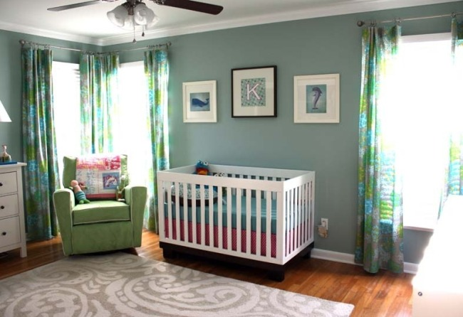 Paint Colors For Baby Cribs