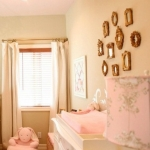 quarto bebe feminino rosa