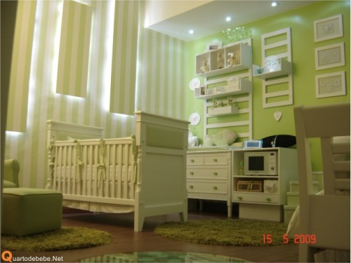 decoracao quarto bebe