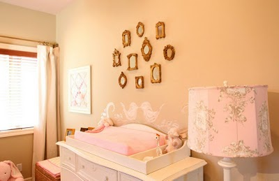 quarto bebe rosa