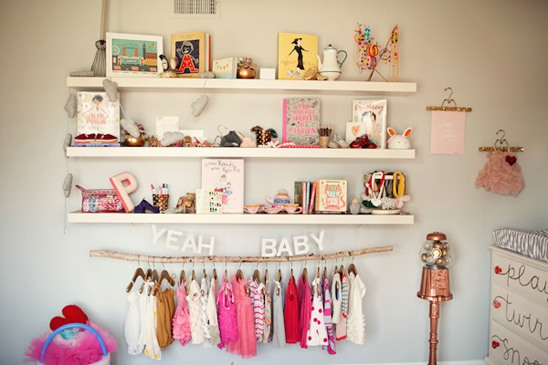 quarto infantil fashion
