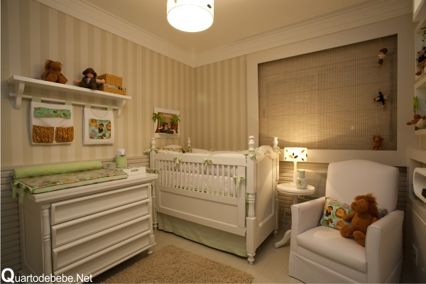 Quarto Bebe Safari ~ Quarto de Beb u00ea Safári on Pinterest Quartos, Felt Animals and Jungle Animals
