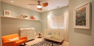quarto bebe decorado