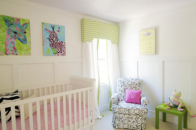 quarto bebe decorado pintura