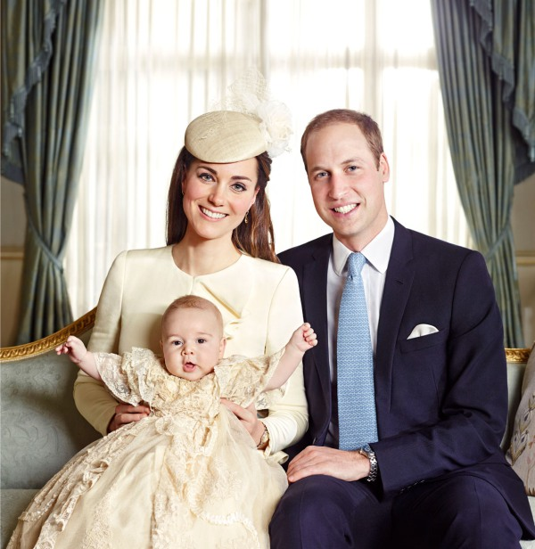 Kate Middleton e príncipe William esperam segundo filho